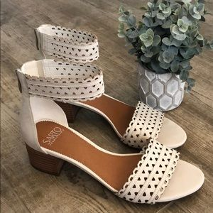 Franco Sarto A-Fidela Ankle Strap Sandals